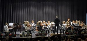Schulorchester - Abiturfeier 2009a1