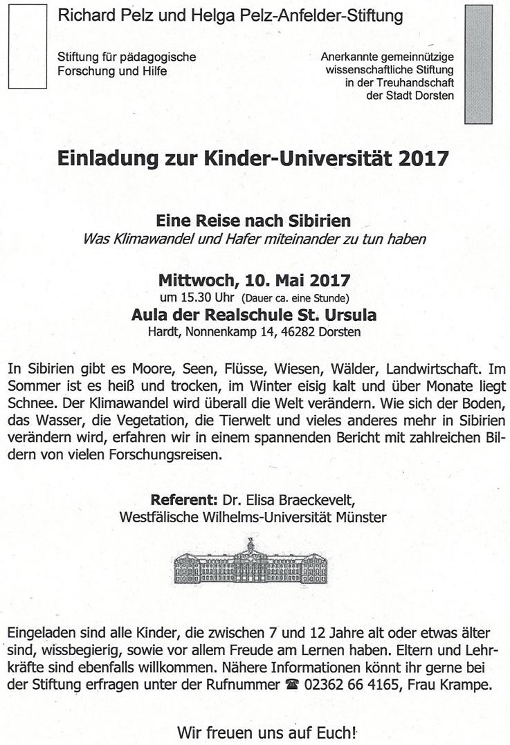 Kinder-Universität