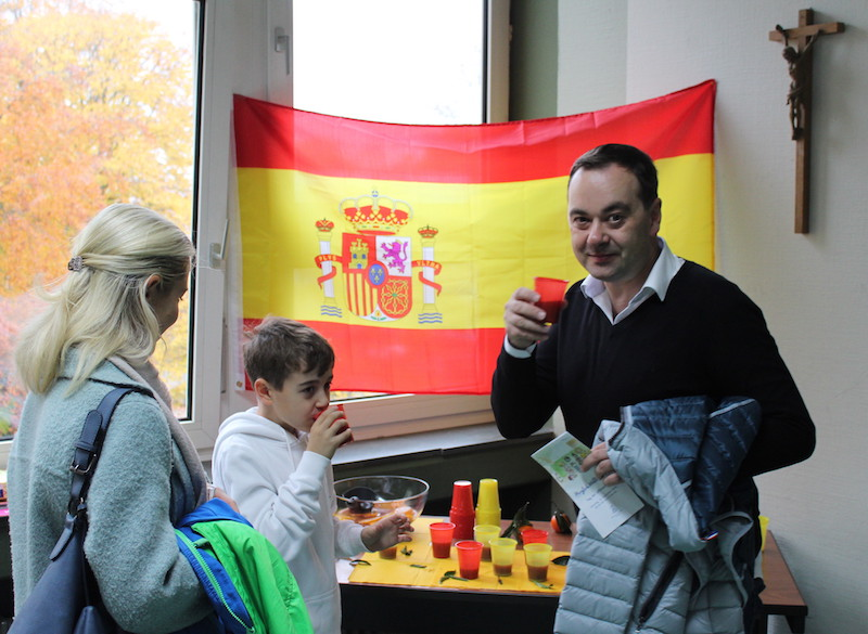 Die Spanier