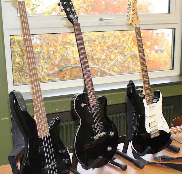 Musikalisches Equipment